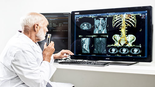 Image: Agfa plans to implement enterprise imaging for radiology in a new medical center Amsterdam (Photo courtesy of Agfa Healthcare).