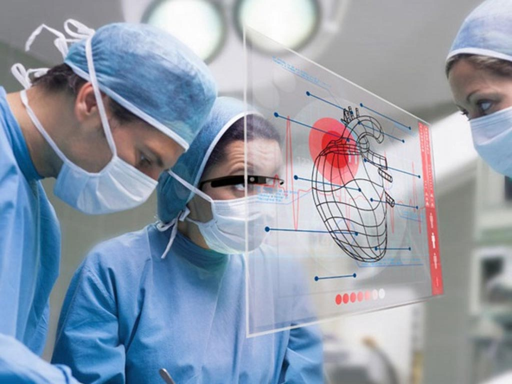 Image: Augmented reality (AR) and virtual reality (VR) in the healthcare market is forecasted to reach almost USD 5 million by 2023 (Photo courtesy of Shutterstock).