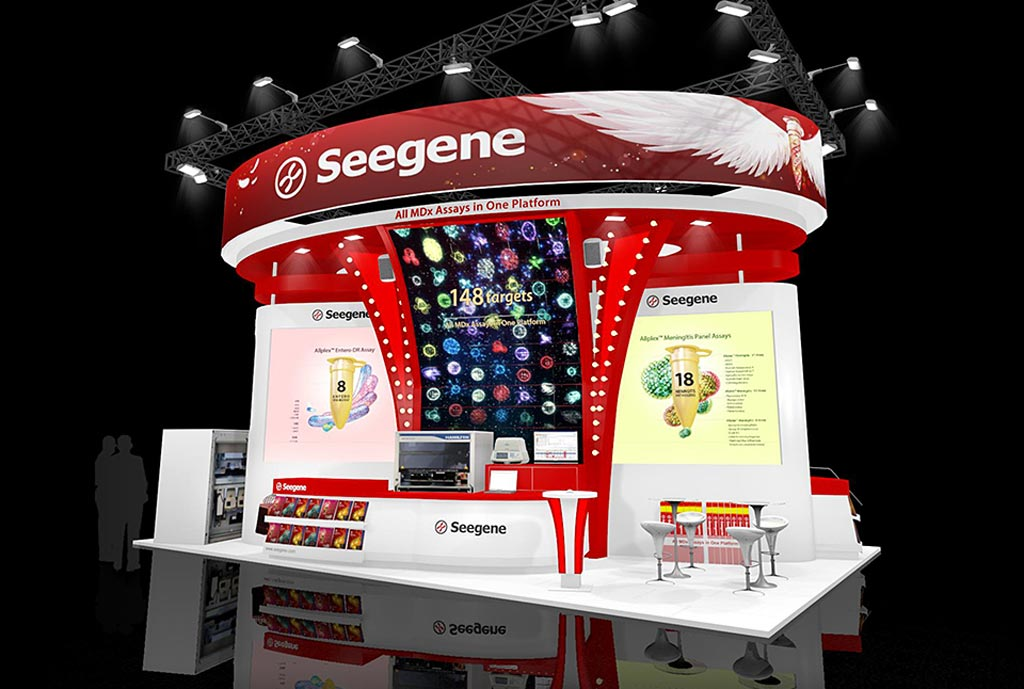 Image: At ECCMID 2018, Seegene showcased its molecular diagnostic system SGSTAR, which allows order-to-report on the same day and enables the running of the combination test (Photo courtesy of Seegene).