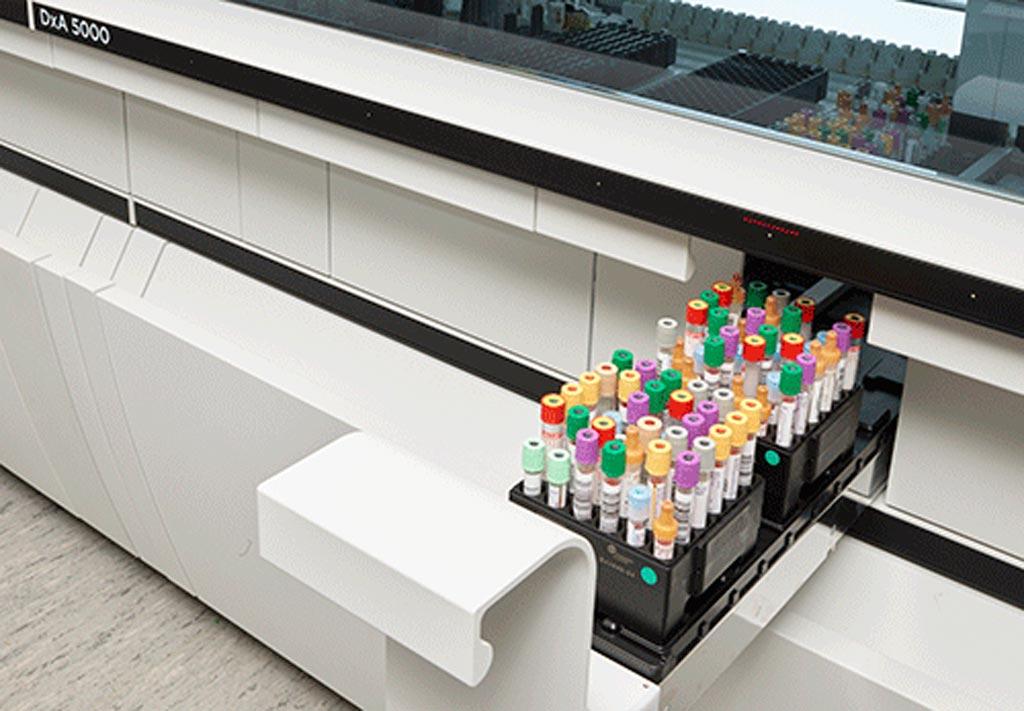 Image: The DxA total lab automation solution (Photo courtesy of Beckman Coulter).