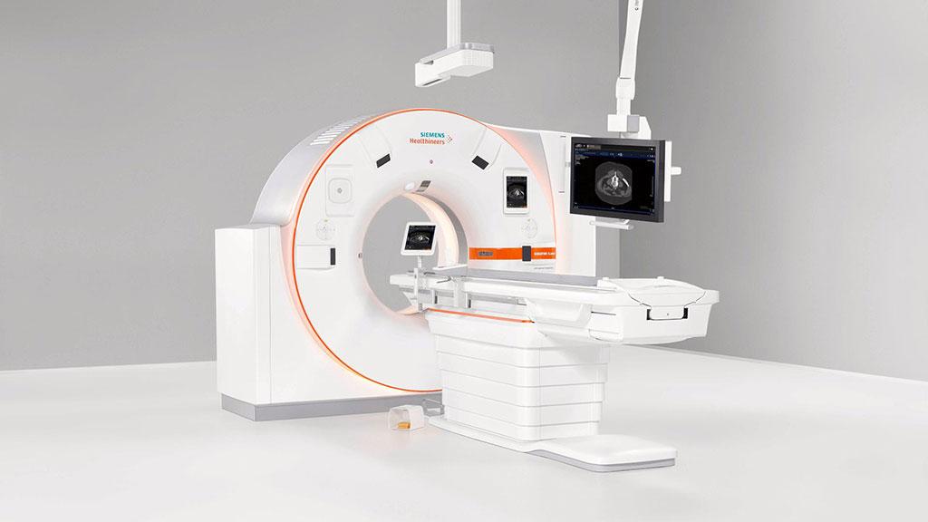 Image: Somatom X.ceed (Photo courtesy of Siemens Healthineers)