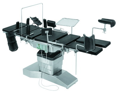 Electro - Hydraulic Operating Table