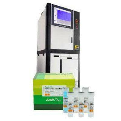 Sample-to-Result COVID Testing Platform