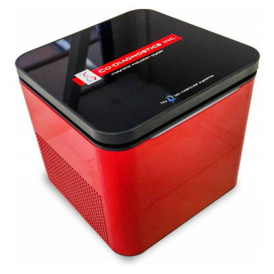Magnetic Induction Thermocycler