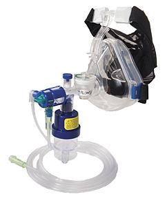 Flow-Safe II EZ® CPAP System - Integrated Nebulizer