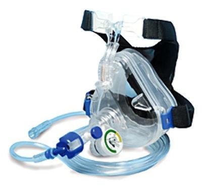 Flow-Safe® II CPAP System - 50% Less Oxygen