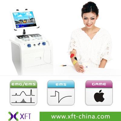 EMG Triggered Functional Electrical Stimulator