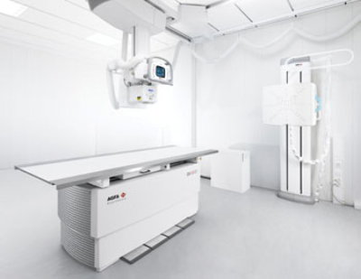 Direct Radiography System