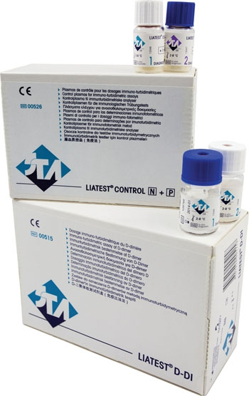 D Dimer Test Sta Liatest D Di Medical Equipment And