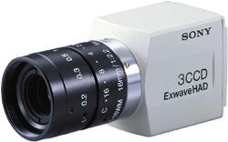 Remote Head Video Camera