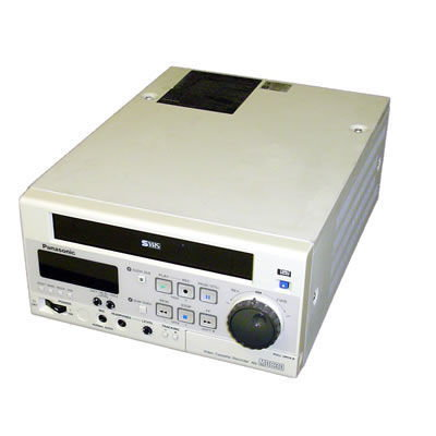 VCR and DVD