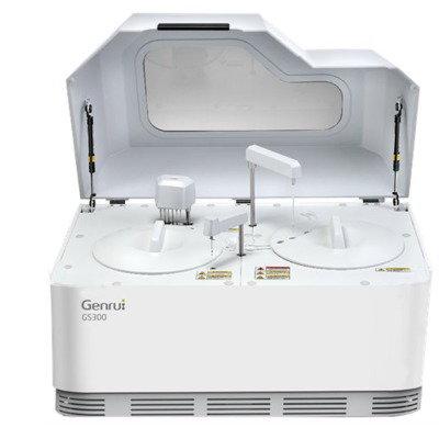 임상 화학 분석기 |  GS300 |  병원 또는 기관용 의료 장비 및 장치.  |  TradeMed