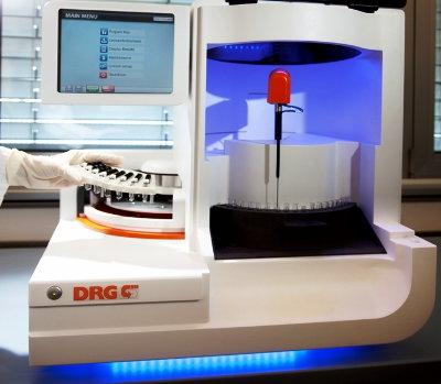 DRG:Hybrid●XL Immunoassays & Clinical Chemistry Analyzer