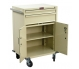 V-Series, Two Drawer Procedure Cart with Locking Storage Compartment