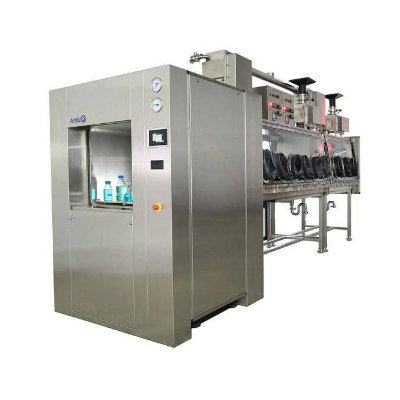 Double-door Autoclave