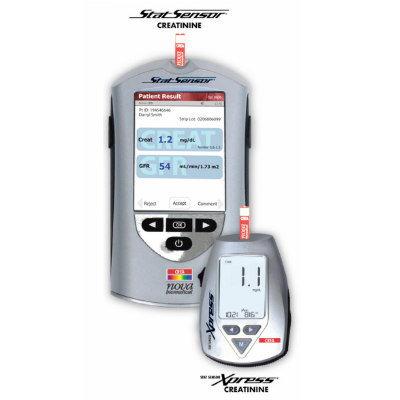Creatinine Hospital Meter System