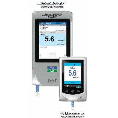Glucose/Ketone Hospital Meter System