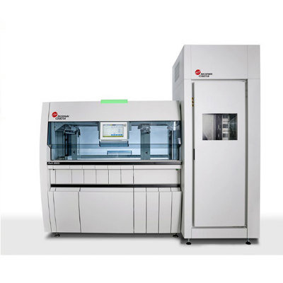 Beckman Coulter Exhibits New Hematology Analyzer in Middle