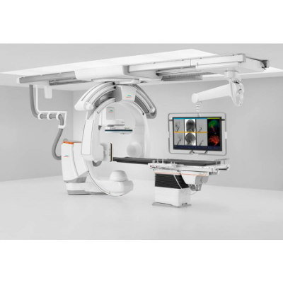 Interventional Angiography System