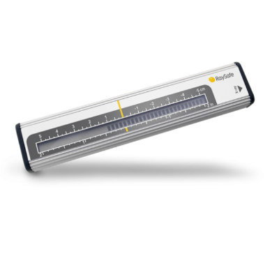 Direct X-ray Ruler