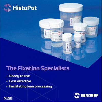 Biopsy Fixation Containers