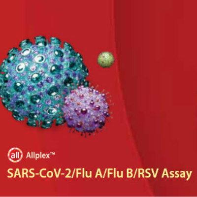 SARS-CoV-2/FluA/FluB/RSV Test