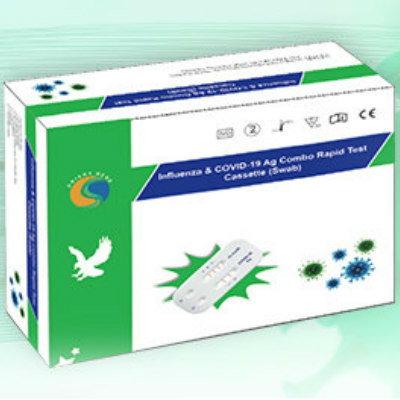 Influenza & COVID-19 Test