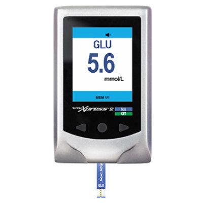 Glucose/Ketone Meter