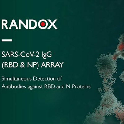 SARS-CoV-2 IgG (RBD & NP) Test